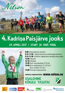 Kadrina_paisjarve_jooks_2017_plakat